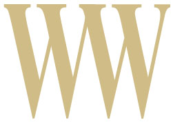 Double-W - The Official Logo of the Woodrow Wilson Legacy Foundation